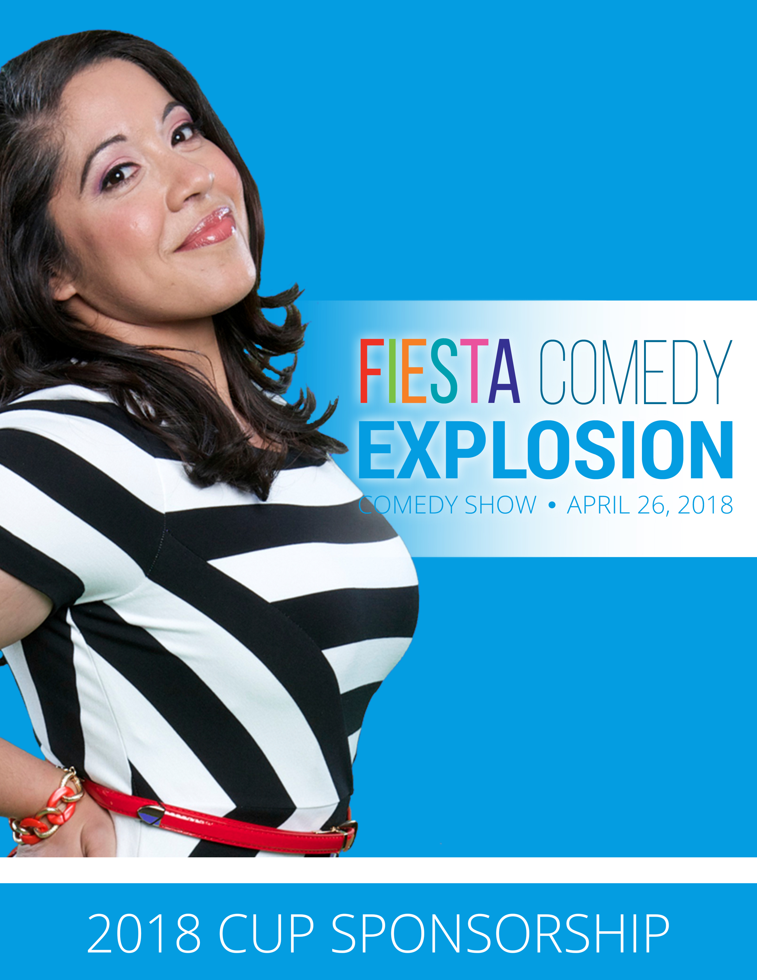Cup Sponsorship | Fiesta Comedy Explosion 2018 Sponsorship Package | Fiesta San Antonio | Official Priest Holmes Foundation Website | Priest Holmes Son | Priest Holmes Girlfriend | Priest Holmes Wife | Priest Holmes Engaged | Priest Holmes Family | Priest Holmes is Engaged