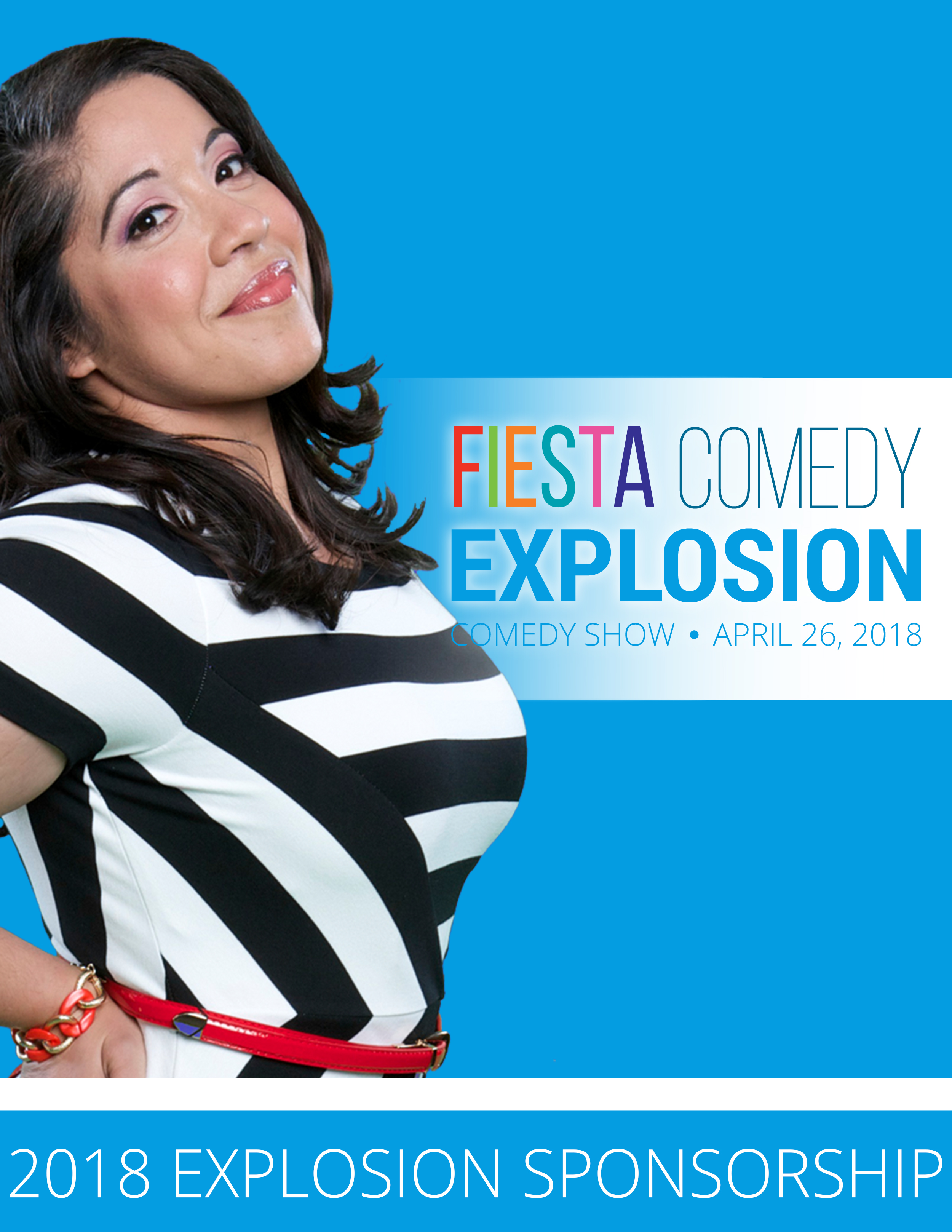 Explosion Sponsorship | Fiesta Comedy Explosion 2018 Sponsorship Package | Fiesta San Antonio | Official Priest Holmes Foundation Website | Priest Holmes Son | Priest Holmes Girlfriend | Priest Holmes Wife | Priest Holmes Engaged | Priest Holmes Family | Priest Holmes is Engaged